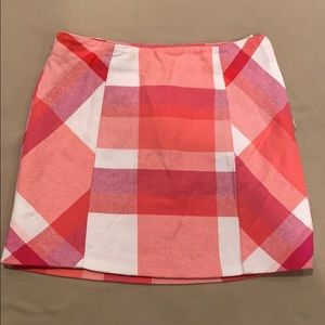 Gymboree Plaid Skirt